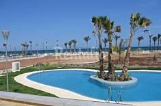 Apartamento con WIFI para 4-6 personas a 30 m de la playa Almería