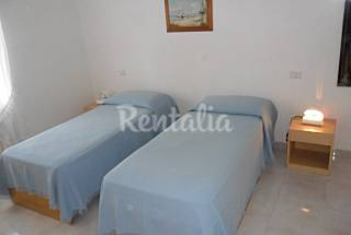 Apartment with 2 bedrooms only 800 meters from the beach Foggia