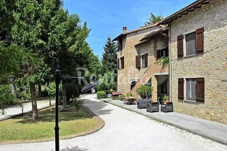 Charming Outdoors Perugia Perugia Countryside villa