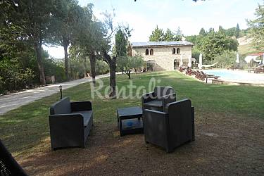 Charming Garden Perugia Perugia Countryside villa