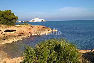 Apartamento, Terraza, 50m del Mar, Playa. Parking Castellón