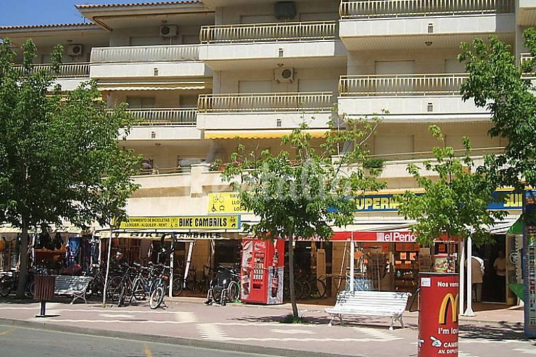 Apartamento en alquiler a 100 m de la playa vilafortuny cambrils tarragona costa dorada - Apartamentos de alquiler en cambrils ...