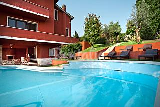 Villa para 8-10 personas en Bardolino Verona