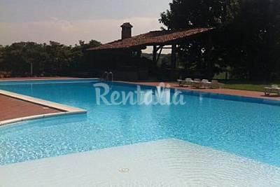 Delizioso appartamento con piscina Brescia