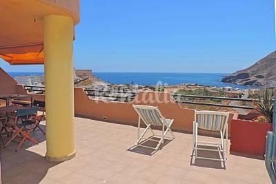 Apartamento para 4-6 pessoas a 300 m da praia Múrcia
