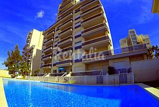 Apartamento Stella Maris en parque de eucalipto Alicante