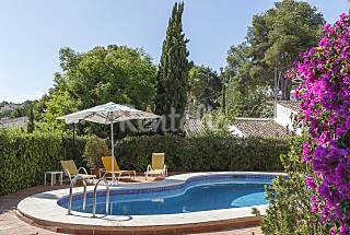 CENTAUREA - Villa for 10 people in Javea. Alicante