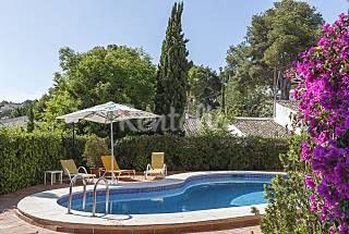 CENTAUREA - Villa para 10 personas en Javea. Alicante