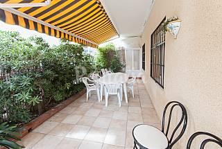 TRITON - Apartamento para 8 personas en Playa de Gandia. Valencia