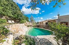 ES RACO DE BINIBONA - Villa para 10 personas en CAIMARI. Mallorca