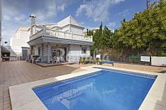 LA TARONJA - Villa para 9 personas en Grau de Gandia. Valencia