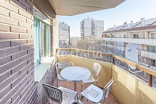 MORQUÍ - Apartamento para 7 personas en Denia. Alicante