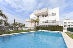 COMPLIT - Apartamento para 6 personas en MIRAMAR. Valencia