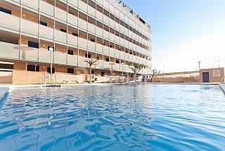 NAVELINA - Apartamento para 6 personas en DAIMUS. Valencia