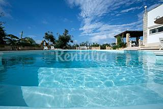 Lovely Villa with Pool Lecce