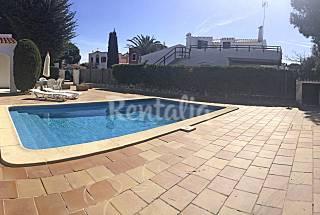 Villa de 3 habitaciones a 500 m de la playa Menorca