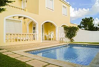 Casa de 3 habitaciones a 500 m de la playa Menorca