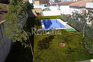 House for 8-9 people only 100 meters from the beach Huelva