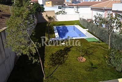 Casa para 8-9 pessoas a 100 m da praia Huelva