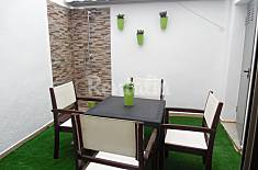 Apartment for 4 people only 100 meters from the beach Valencia