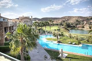 Apartamento de 2 habitaciones a 7 km de la playa Almería