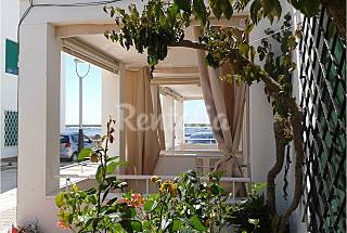 Apartamento para 4 personas a 30 m de la playa