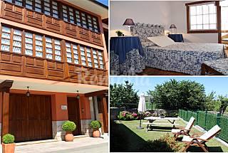 Appartement pour 2-6 personnes à 2.5 km de la plage Asturies