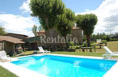farmhouse with private swimming pool in Braga Braga