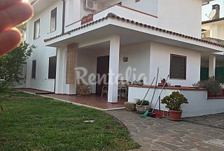 Villa for rent only 1000 meters from the beach Latina