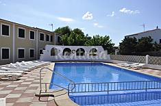 Apartamento de 2 habitaciones a 400 m de la playa Menorca