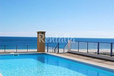 Fantástico apartamento de férias vista mar Algarve-Faro