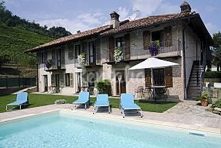 Apartamento para 2-3 pessoas em Piemonte Coni
