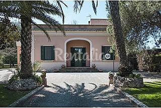 Villa for rent 2.5 km from the beach Lecce