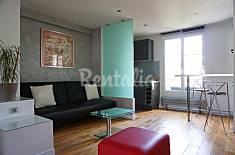 Apartment for 2 people in Ile-de-France Hauts-de-Seine