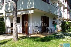 Casa de 2 habitaciones a 800 m de la playa Udine