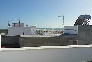Casa terraza vista mar a 400 m de la playa Cádiz