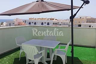 Casa para 4 personas a 150 m de la playa Almería