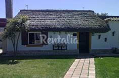 Casa para 1-5 personas a 2 km de la playa Cádiz