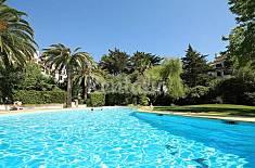 Estudio del lago-cerca de la playa c/piscina tenis Lisboa