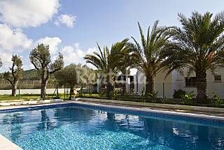 Villa for rent 12 km from the beach Ibiza