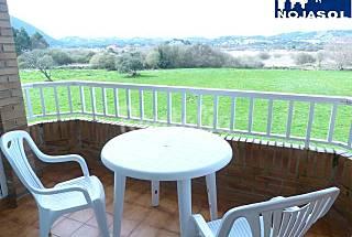 Ref.2335: 2º Planta. Gran terraza con vistas Cantabria