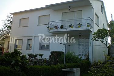 Alquilo Exterior del aloj. Pontevedra Sanxenxo-Sangenjo Casa en entorno rural