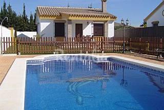 Villa para 2-5 personas a 2.5 km de la playa Cádiz