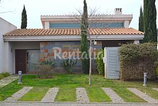 Villa para 8 personas a 800 m de la playa Huelva