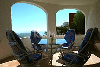 Villa for rent 3 km from the beach Granada