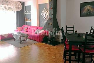 Apartamento 7 pessoas + bebês e animais de estimaç Huesca
