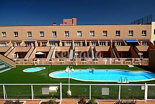 Lovely house with pool, WIFI and satellite TV Fuerteventura