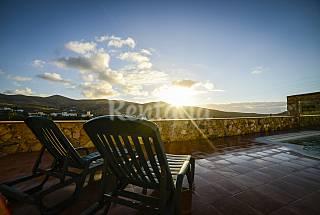 Casa de 6 habitaciones a 8 km de la playa Fuerteventura
