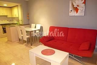 Apartamento a 1 minuto de la playa de l'Alguer Tarragona