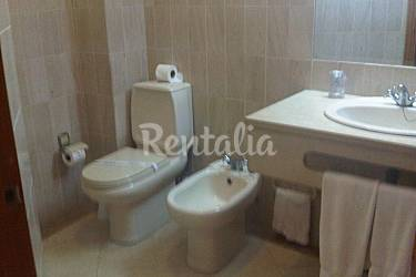 2 Bathroom Algarve-Faro Albufeira Apartment